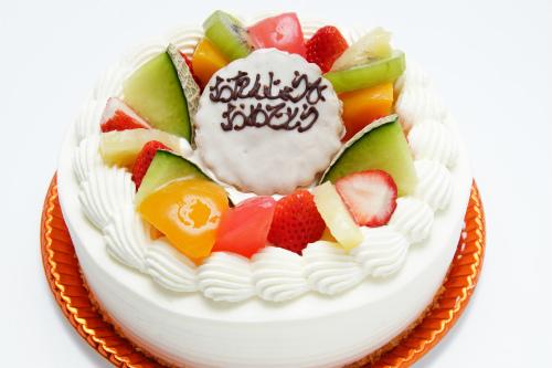 喜寿のお祝いに、こんなケーキはいかが?