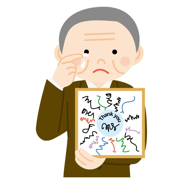 77歳喜寿のお祝いプレゼントに添えるメッセージカードの言葉